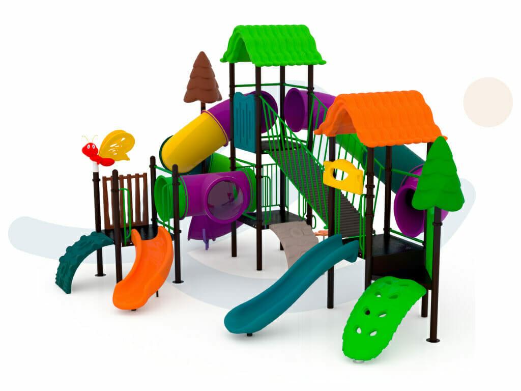 Parque infantil 018 D