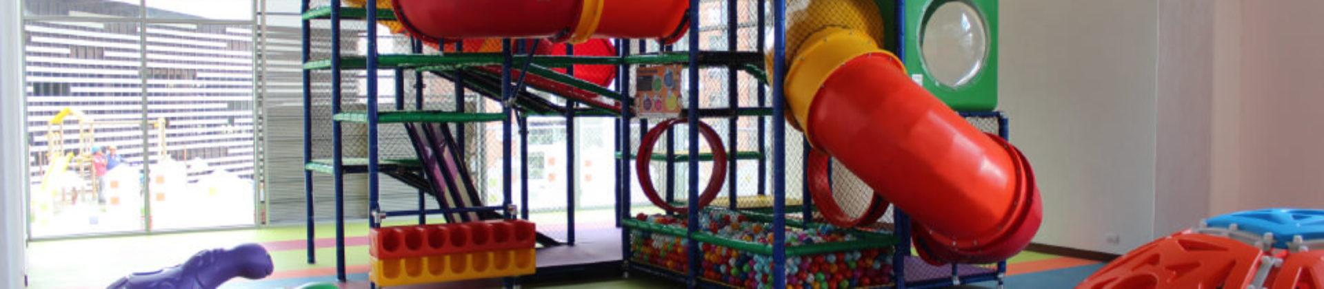 Sala de prensa   ¿Qué es un Playground?
