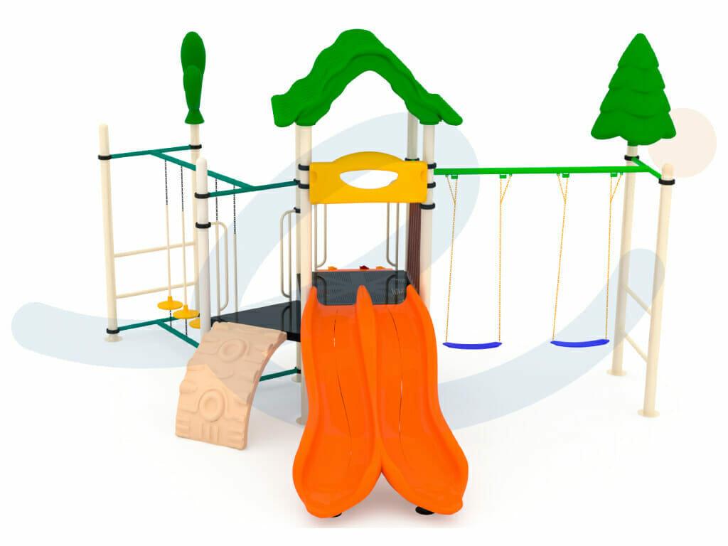 Parques Infantiles 015 E