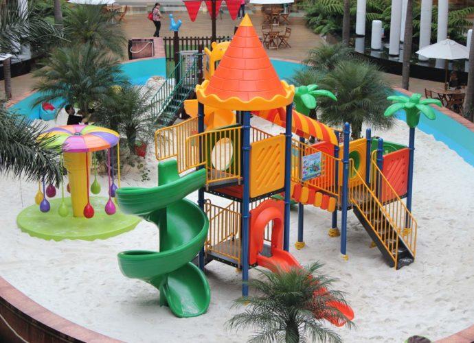 Proyecto   Parque Infantil 1