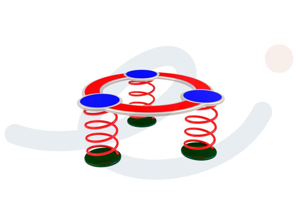 (Español) Equilibrio circular