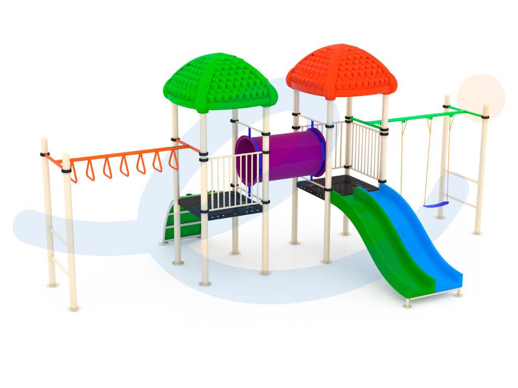 (Español) Parque Infantil 001 B