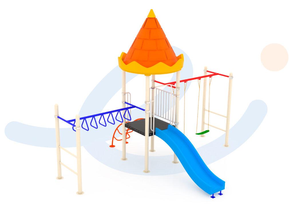 (Español) Parque Infantil 002 C