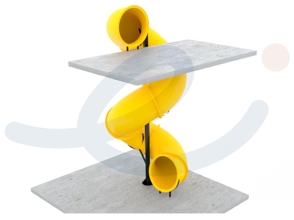 Tobogán espiral 350