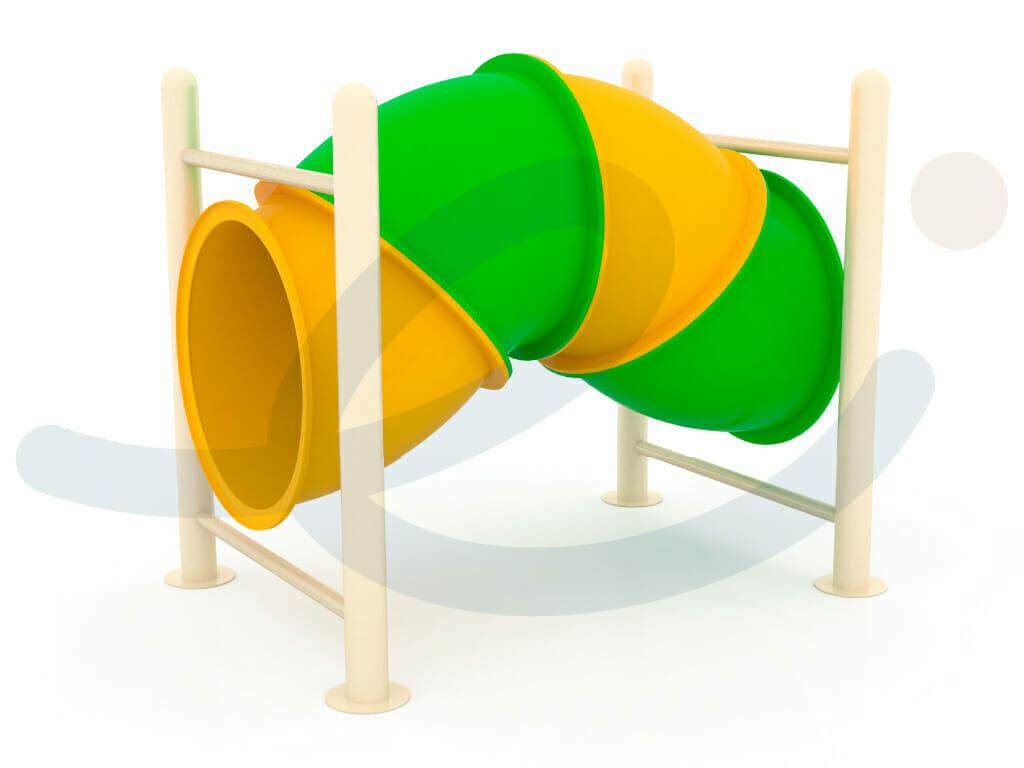 Túnel en arco