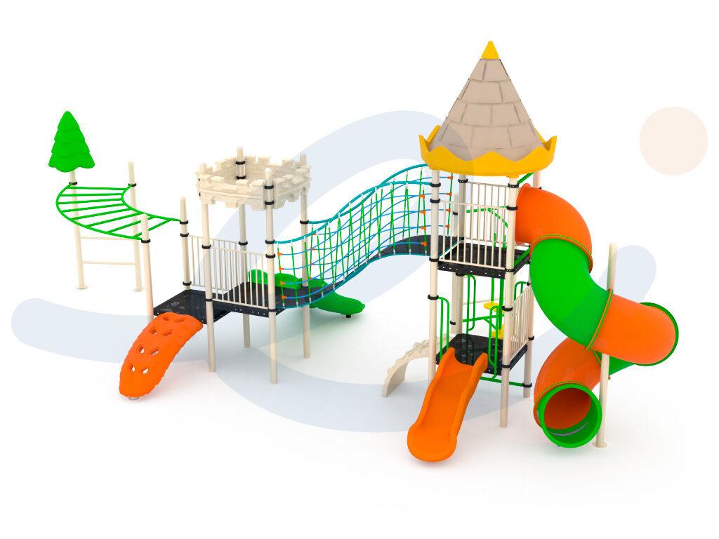 Parques infantil 017 C