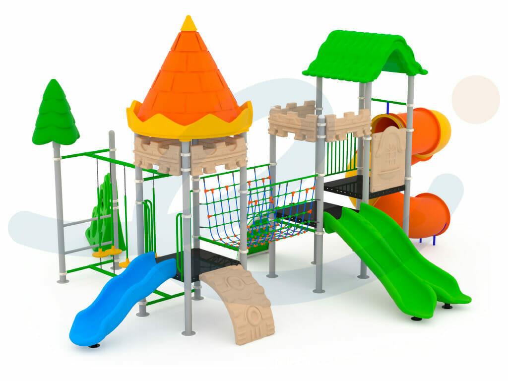Parque Infantil 021 B