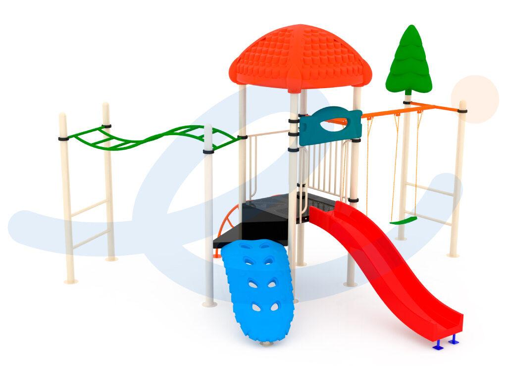 Parques infantiles 015 D