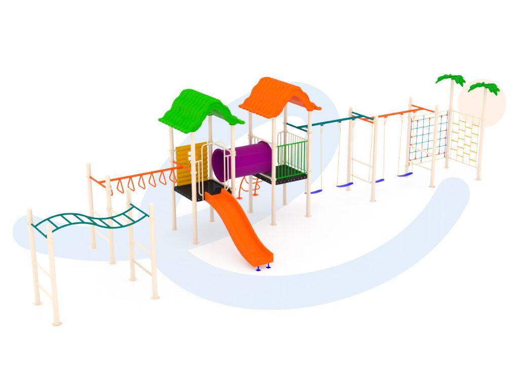Parque Infantil 003 E
