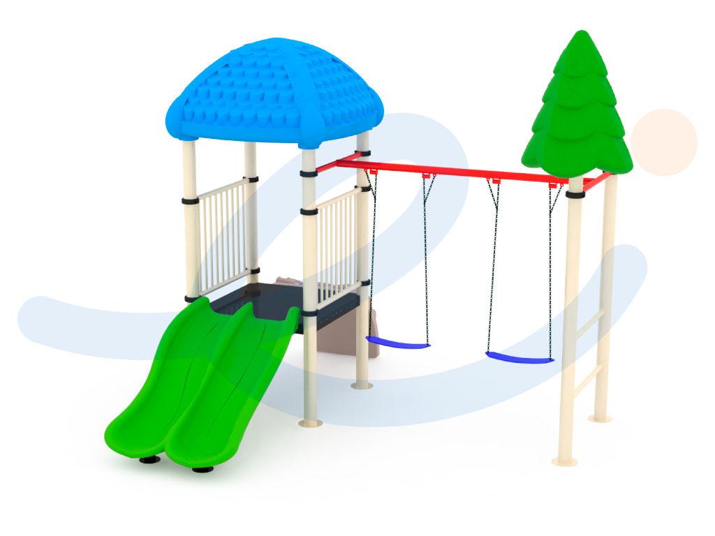Parque Infantil 004 D
