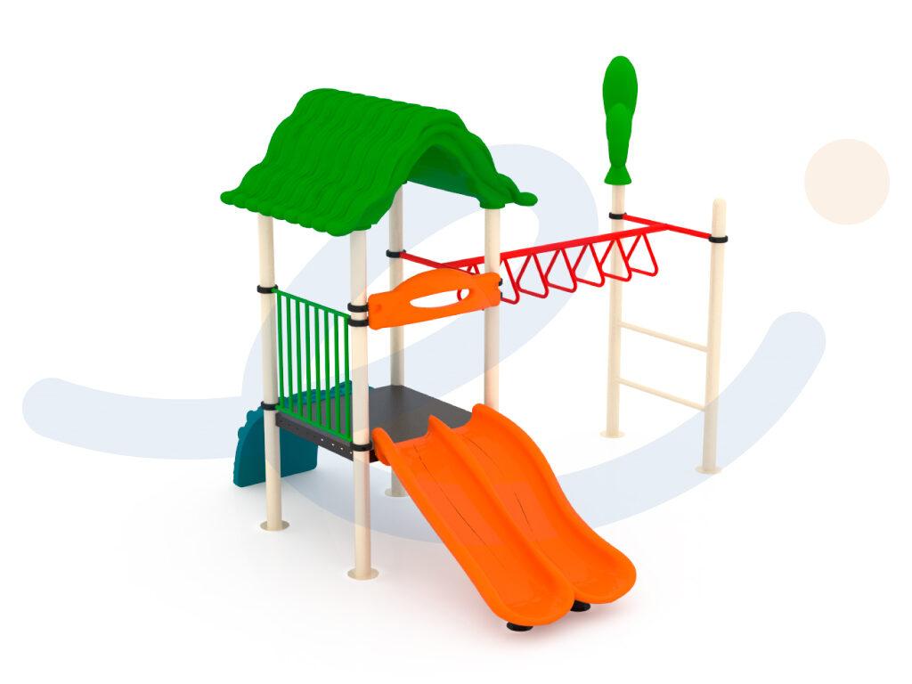 Parque Infantil 008 E